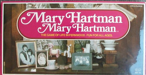 Mary Hartman Board Game